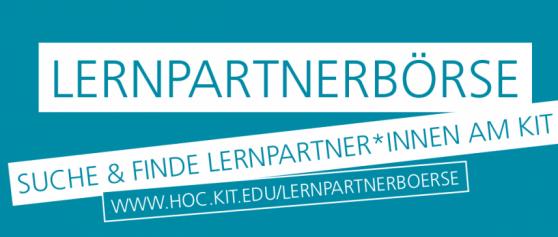 Lernpartner*innenbörse – Ein Angebot des HoC-LernLABORs