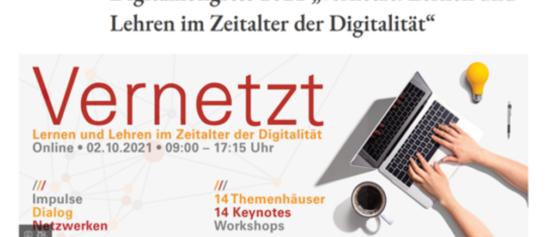 """Workshop """"Stand up for health"""" beim Digitalkongress 2021"""